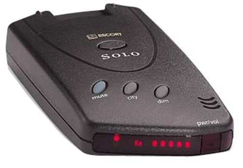 Learn More About Escort Inc. Solo Cordless Radar/Laser/Safety Detector