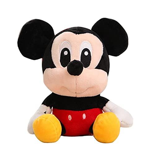 agzhu Mickey Mouse Peluches Muñeco De Peluche Colgante Regalo para Niños 20Cm