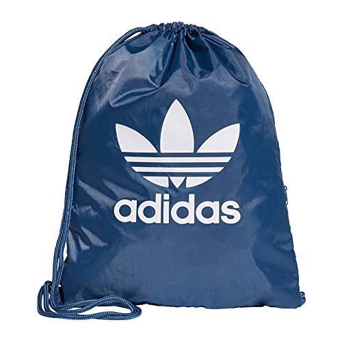adidas Gymsack Trefoil Sacca Sportiva, Unisex – Adulto, night marine, NS