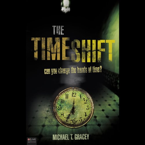 The Time Shift audiobook cover art
