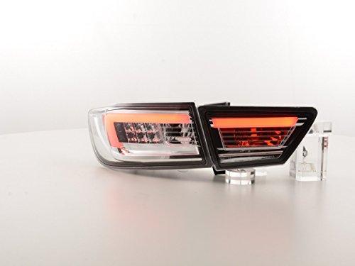 FK Automotive FKRLXLRN016001 Led-achterlichten achterlichten, chroom