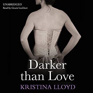 Darker Than Love audiobook cover art