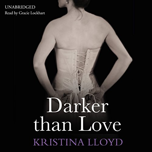 Darker Than Love audiobook cover art
