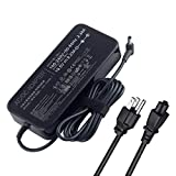 New 180W AC Charger for ASUS Rog G750JM G750JS G750JW G750JX G751JL G751JM G752VL G752VT GL502V GL502VT G-Series Gaming Laptop Adapter Power Supply Cord