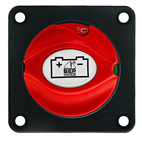 BEP 701-PM Battery Switches - Panel Mount On-Off