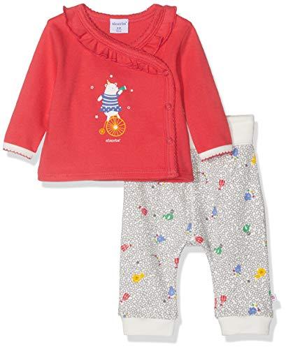 Absorba Baby-Mädchen 7p36041-ra Ens Cache Coeur Bekleidungsset, Pink (Fuchsia 35), 18-24 Monate (Herstellergröße: 1M)