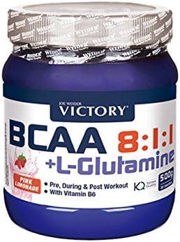 Victory BCAA 8:1:1 + L-Glutamine - 500 gr Orange Splash