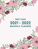 2021-2022 Two Year Planner: 2 Year Calendar 2021-2022 Monthly Planner | 24 Months Agenda Planner with Holidays | Personal Appointment Planner 8.5x11, 24 Months Jan 2021 to Dec 2022