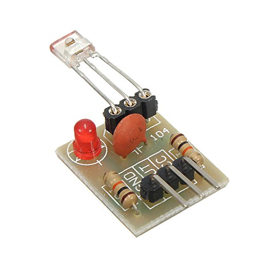 yotijar Módulo de Sensor de Alto Nivel, Tubo No Modulador para Receptor