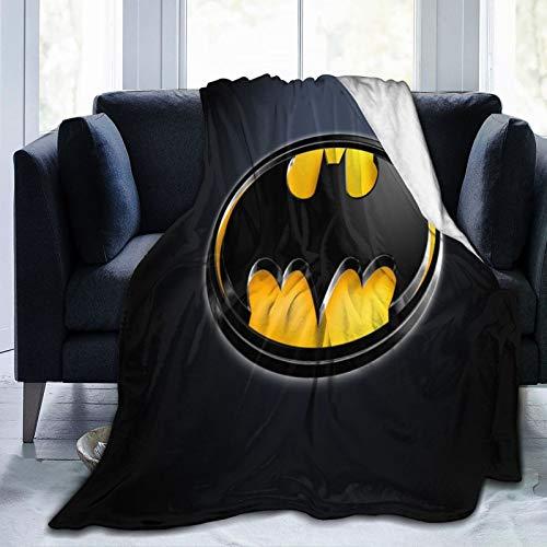 Why So Serious Joker Batman - Manta con capucha y diseño de Batman