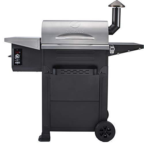 Z Grills ZPG-L6002E 8-in-1 Wood Pellet Smoker Grill Review