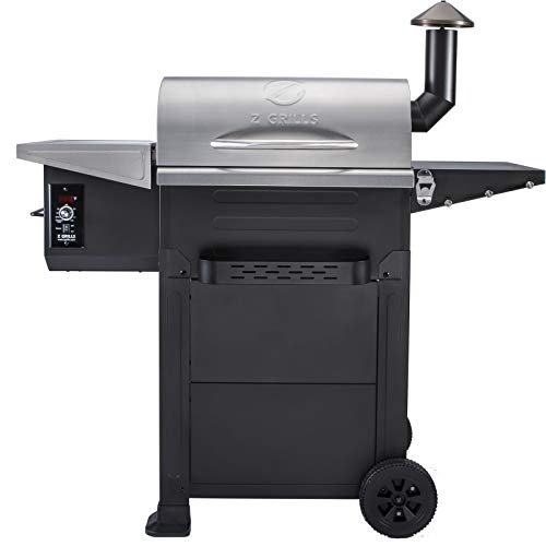 Z Grills ZPG-L6002E 8-in-1 Wood Pellet Smoker Grill Review