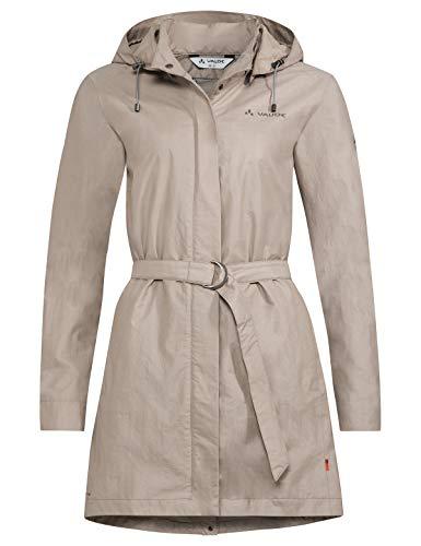 VAUDE Damen Jacke Women\'s Sabora Coat, Sommermantel, boulder, 38, 413405370380