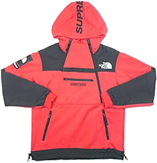SUPREME シュプリーム ×THE NORTH FACE 16SS Steep Tech Hooded Sweatshirt スウェットパーカー 赤 S 並行輸入品