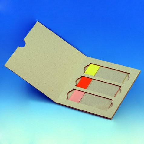 Slide Mailer, Cardboard, for 3 Slides, 50/Box