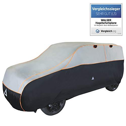 Walser Telone antigrandine per Auto PERMA Protect SUV Garage antigrandine Impermeabile e Traspirante per Una Protezione antigrandine ottimale, Dimensione: M 30984