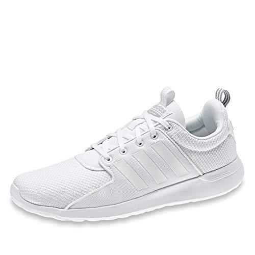 adidas CF Lite Racer, Zapatillas para Hombre, Blanco (Footwear White/Footwear White/Clear Onix 0), 45 1/3 EU