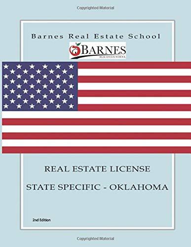Real Estate License State Specific - Oklahoma