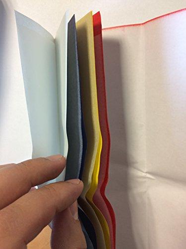 2AINTIMO® - Papier pour recalque à la main, papier pour broderie, accessoires pour couture
