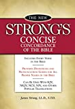 Best Bible Concordances - New Strong's Concise Concordance of the Bible Review