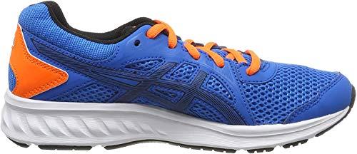 Asics Jolt 2 GS, Zapatillas de Running Unisex Niños, Azul (Directoire Blue/Black 405), 39.5 EU