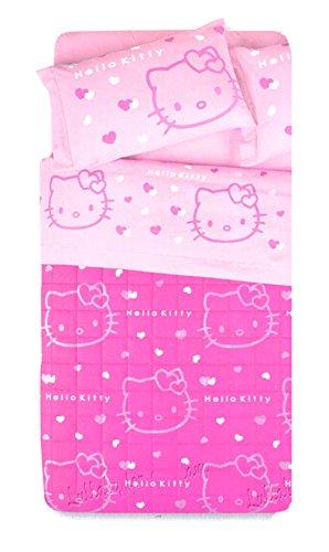 Hello Kitty Parure de lit Gabel pour lit simple