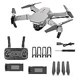 SWETIY Drone Mini, Dron Ultraligero Y Portátil, Modo Sin...