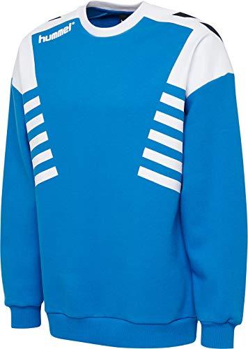 hummel Herren Carl-Otto Sweatshirt, French Blue, L