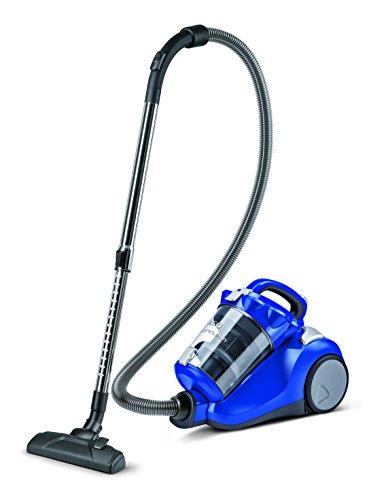 AEG Aspirador sin Bolsa CyclonClean con Cepillo Especial para parquet y Accesorios, 800 W, 1.8 litros, 78 Decibelios, Azul
