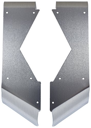 AMF Racing Axial Wraith Aluminum Wrap Around Side Panel Set