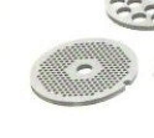 Lochscheibe - für Fleischwolf Größe 10 & 12 - 3 mm Lochdurchmesser