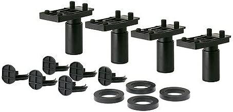 IKEA Metod - Leg / 4 pack / 4-Pack - 8 cm