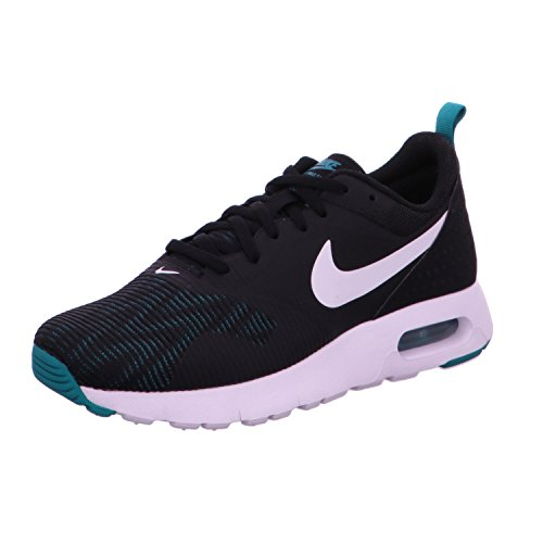 Nike Herren air max Tavas (gs) Laufschuhe, Negro Negro Black White Rio Teal, 36.5 EU