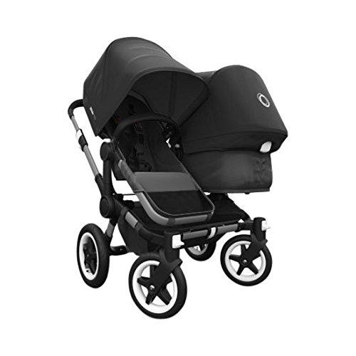 Purchase Bugaboo Donkey Duo Stroller Bundle - Black
