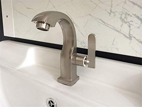 Bad Wasserhahn Design Küchenarmatur Niederdruck Bad Bad Waschbecken Einzigen Kalten Kunst Waschtischmischer G2567