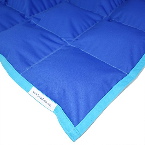 SensaCalm Therapeutic Medium Waterproof Weighted Blanket
