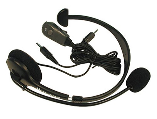 Midland 22540 Headset Speaker with Boom Microphone