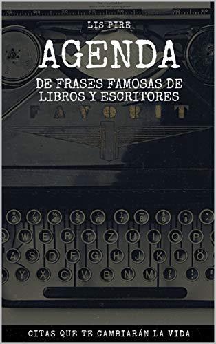 AGENDA de Frases Famosas de Libros y Escritores