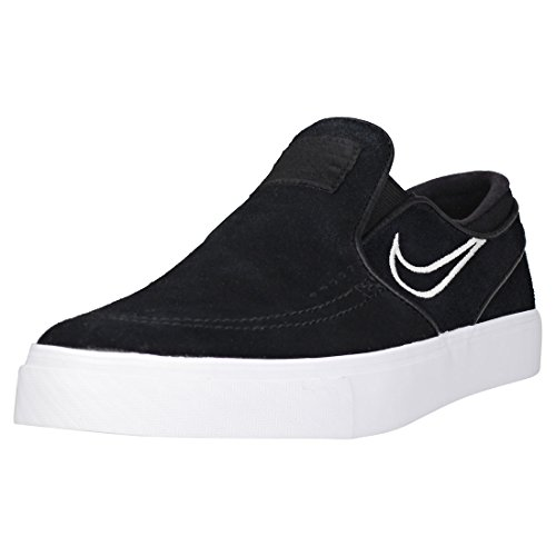 Nike 833564-004 - Slip On hombre, color Negro, talla 48,5 EU