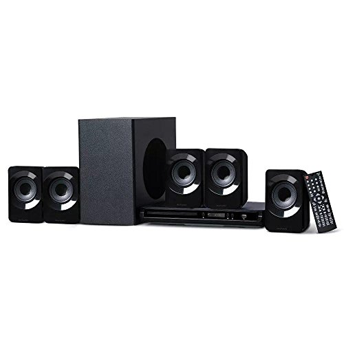 Home Theater Hdmi 320W Rms 5.1 Canais Preto Multilaser - SP268