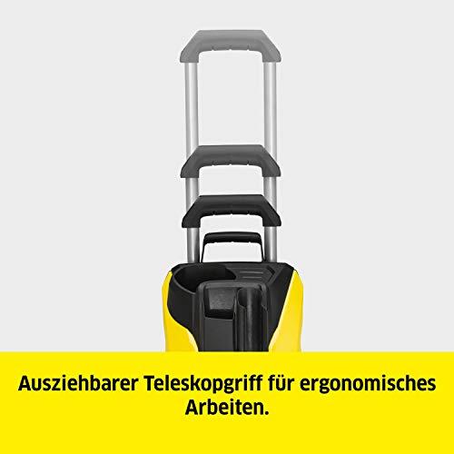 Kärcher Hochdruckreiniger K 7 Smart Control: Innovative Bluetooth-App-Verknüpfung - unsere kraftvollste Lösung für jede Reinigungsaufgabe - 7