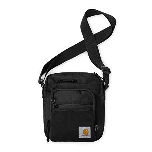 Carhartt Dena Strrap Bag Cordura I027540 Schwarz Umhängetasche Unisex