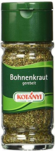 Kotanyi Bohnenkraut gerebelt, 4er Pack (4 x 18 g)