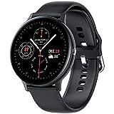 XYZK Reloj inteligente I11 para hombre con podómetro y monitor de...
