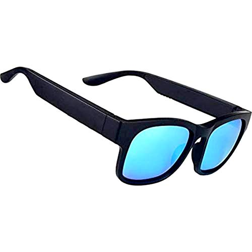 AOHOGOD Smart Audio Bluetooth Sunglasses Outdoor UV400 Polarized Music Headset Speaker Sunglass