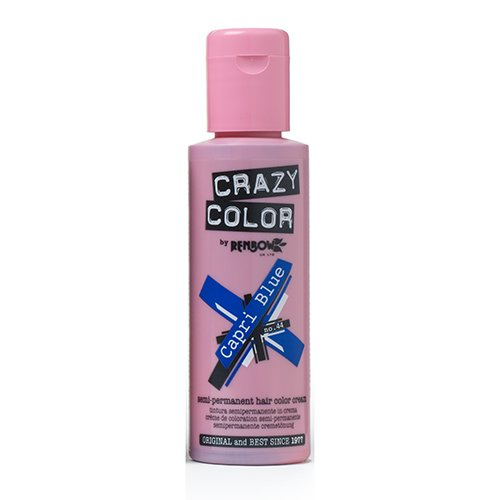 Crazy Color by Renbow 44 Capri Blue 100 ml