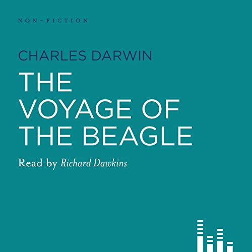The Voyage of the Beagle cover art