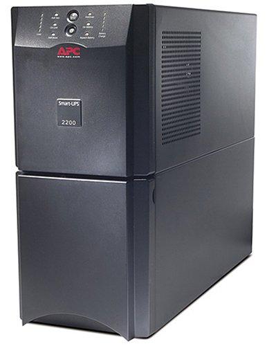 APC Smart-UPS 2200VA 1980W 120V Battery Backup Power Supply (SUA2200)