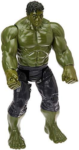Marvel Avengers Infinity War Titan Hero Series Hulk Figure - 12 Inches