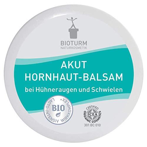 BIOTURM Akut Hornhaut-Balsam Nr.84 30 ml Balsam